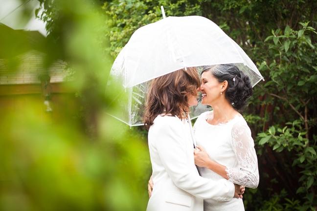 Creative view wedding photographer